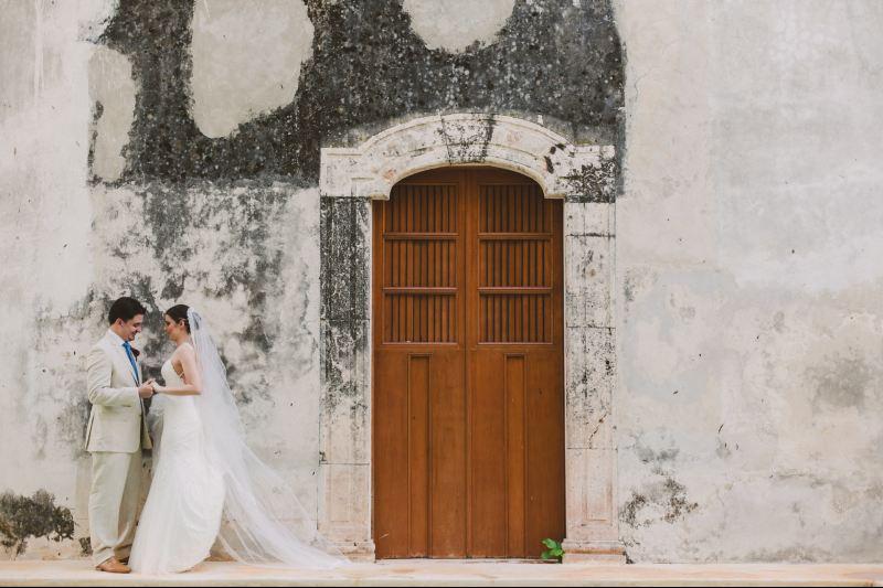 sesion de fotos hacienda boda