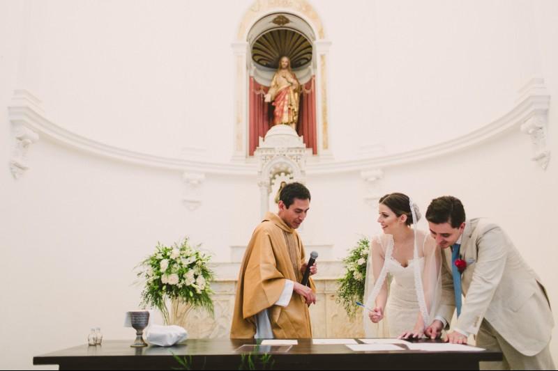 ceremony wedding yucatan