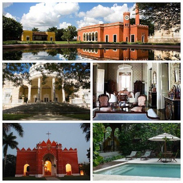 Las mejores haciendas para bodas en Yucatán