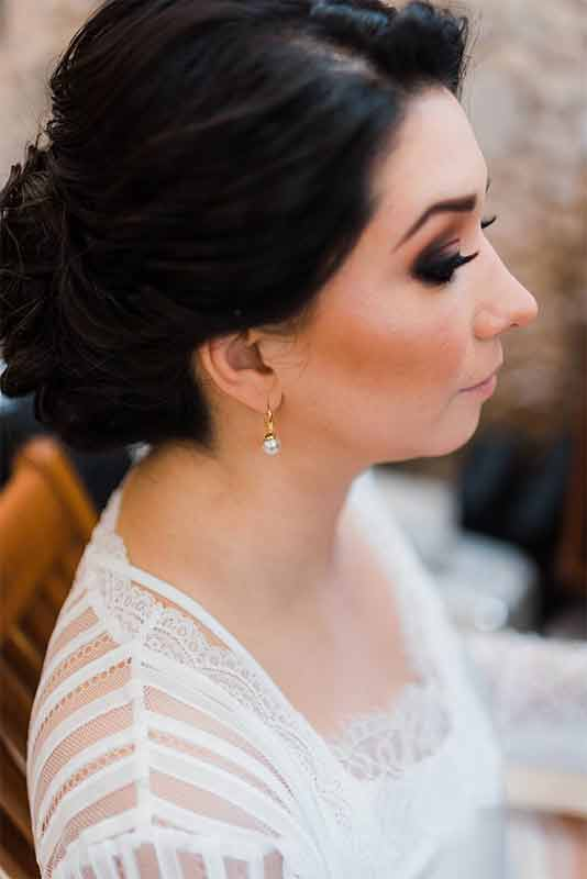 makeup wedding