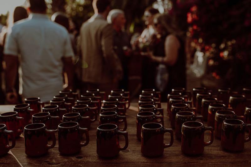 Sacred Food in Yucatan Wedding