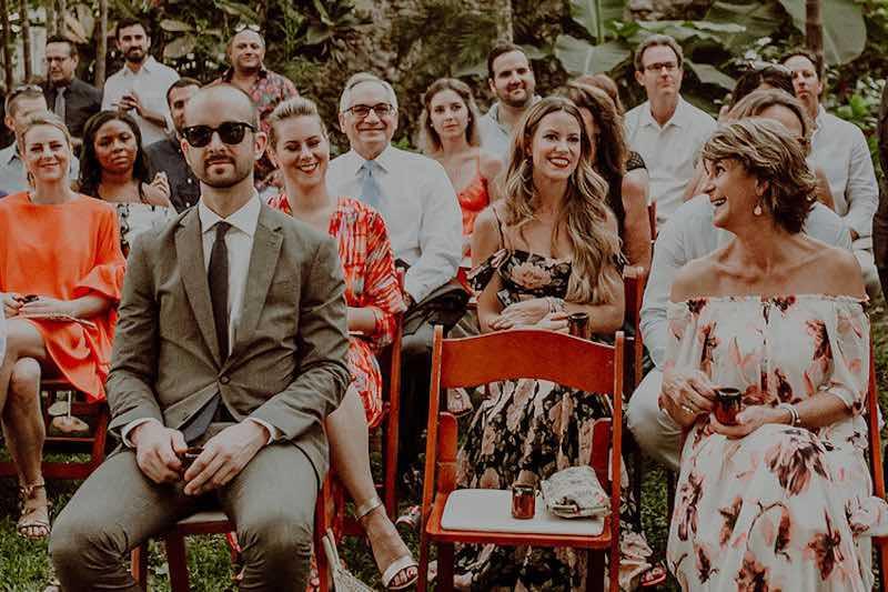 ¿Como vestir bien para una boda?