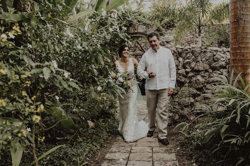 Hacienda Wedding