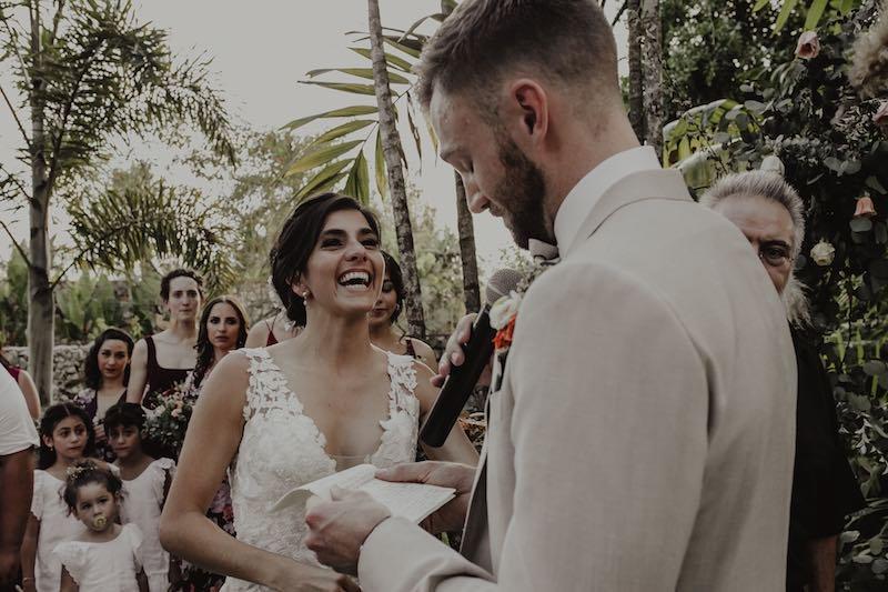 Matrimonio en Yucatan