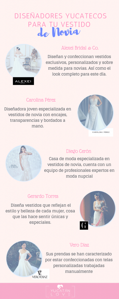 vestidos de novia yucatecos