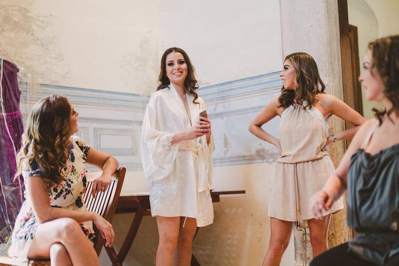 25 bridesmaids