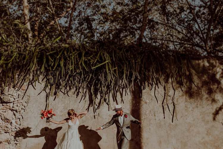 hacienda sac chich wedding