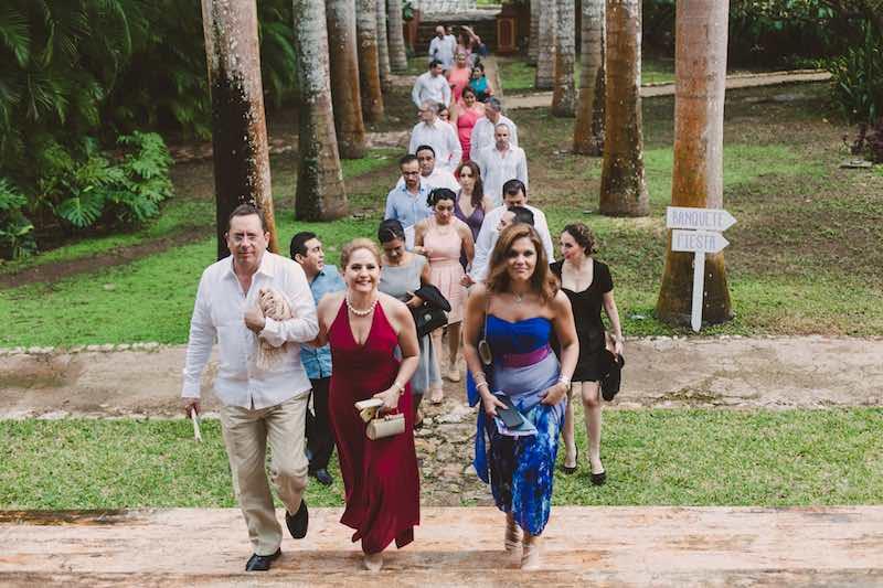 ¿Como vestir para una boda civil?