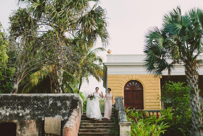 Boda en Hacienda Tekik de Regil - Paulina y Armando