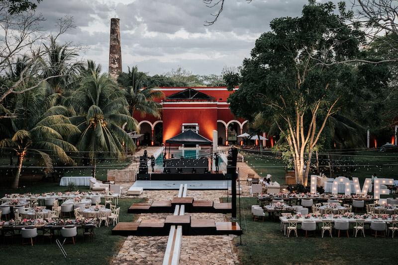 hacienda en yucatan temozon