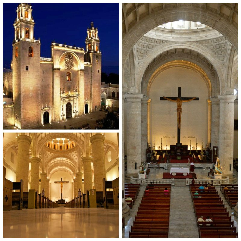 Iglesias para bodas en Mérida.