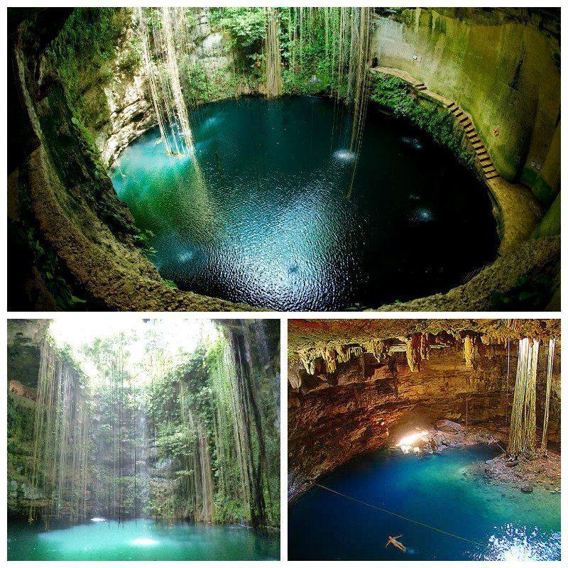 Bodas en Cenote