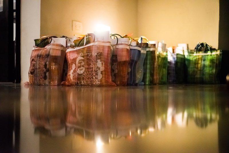 La Welcome Bag YUCATECA. ¿Que incluye?¿Por que le gusta a todos los invitados?