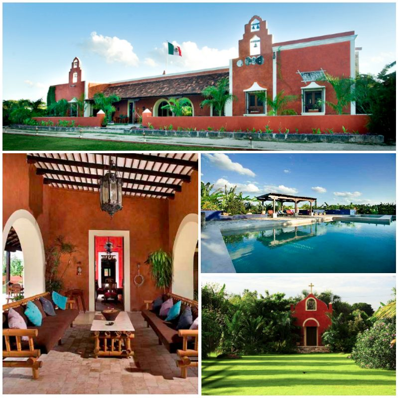 haciendas para bodas en yucatan mexico