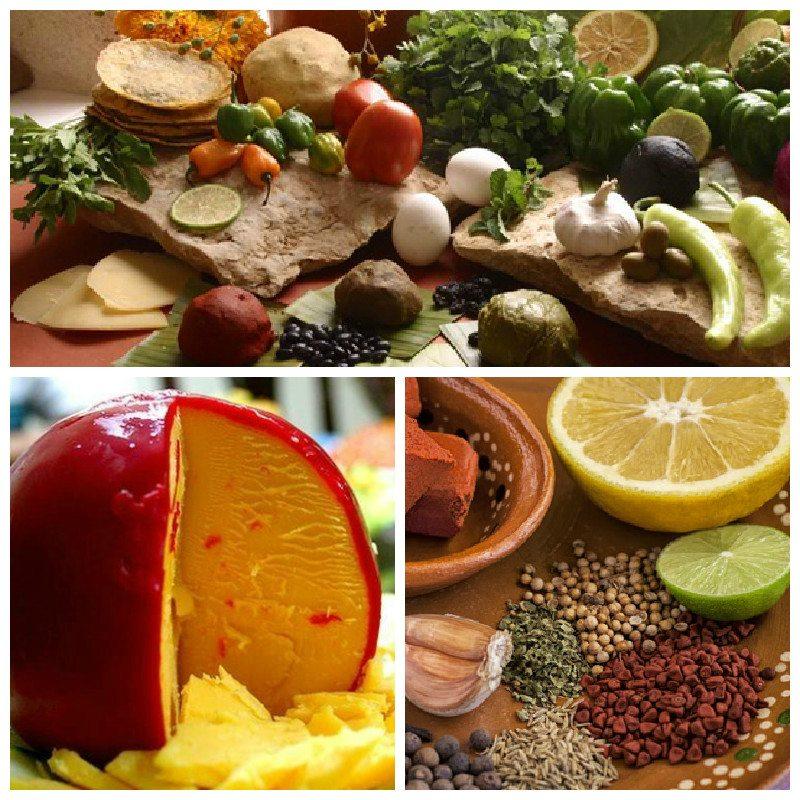Gastronomia de yucatan