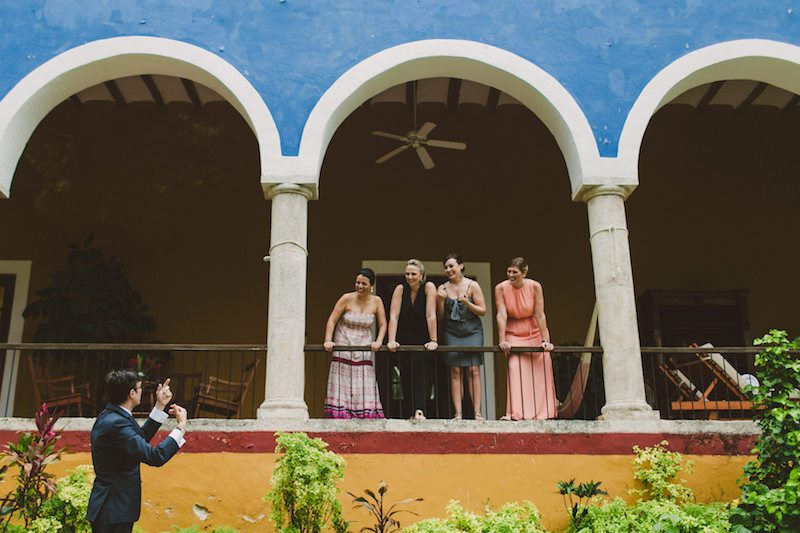 Hacienda San Jose Cholul Wedding Boda Yucatan