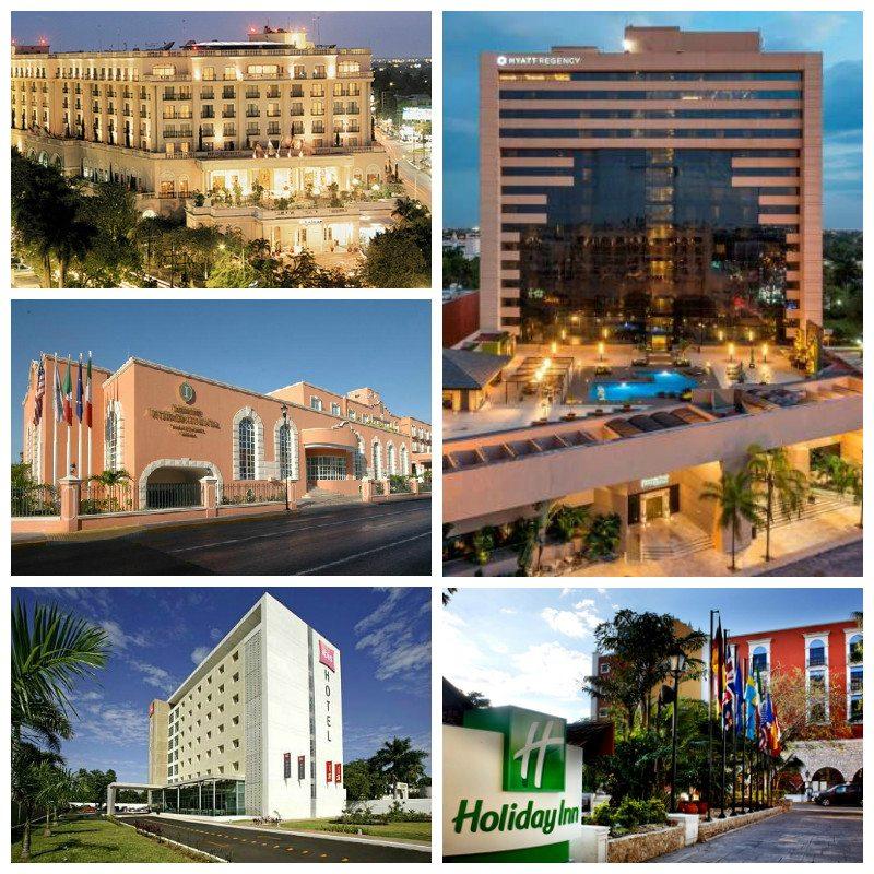 Hoteles Mérida Bodas