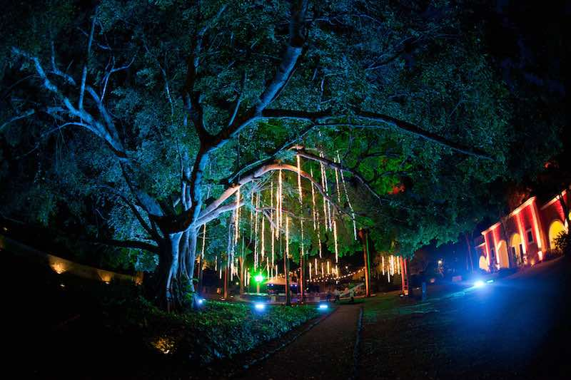 beautiful wedding hacienda