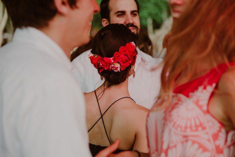 ¿Como vestir para una boda a mediodía?