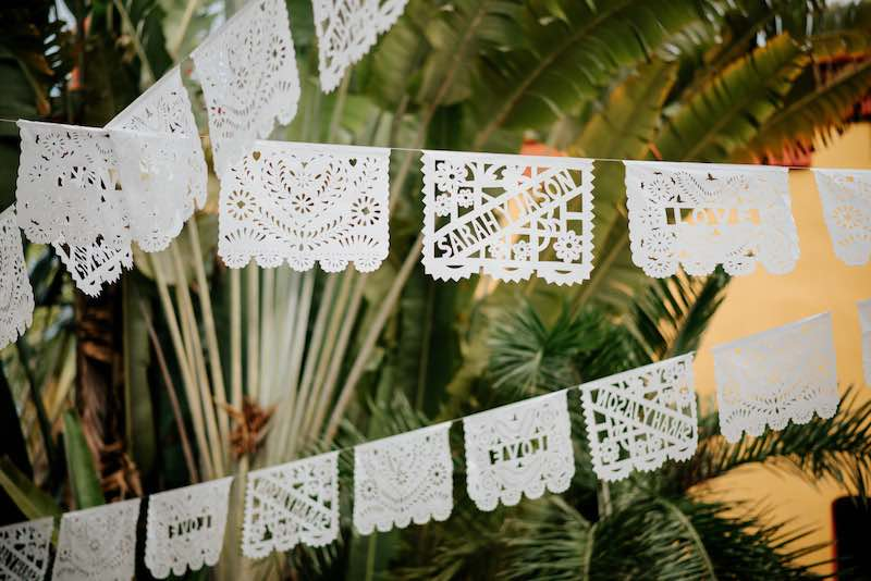 a traditional mexican wedding