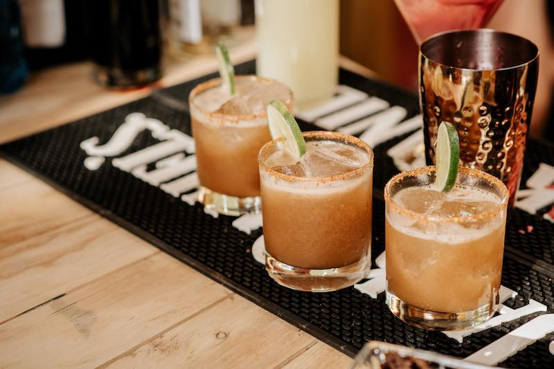 Mexican Wedding Drinks