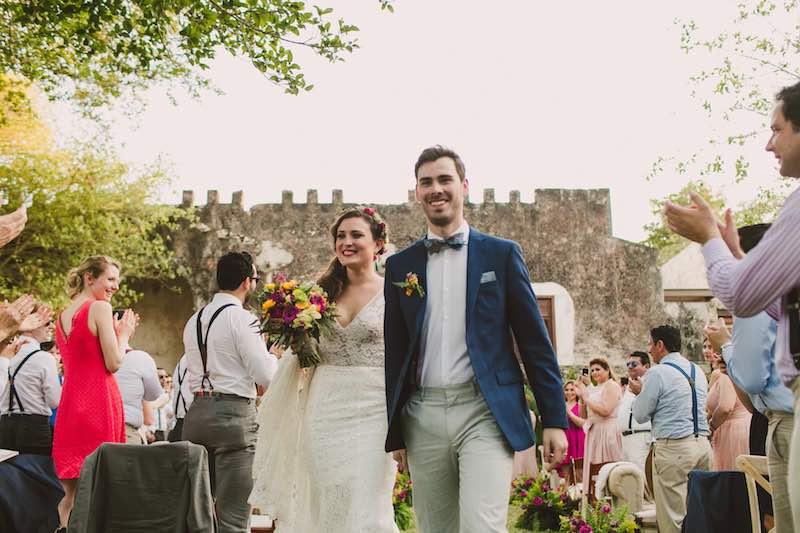 wedding hacienda yucatan