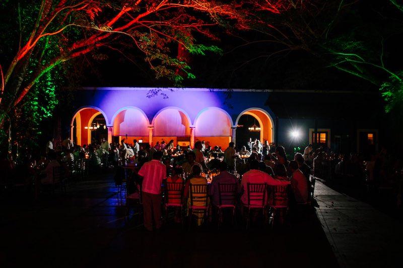 boda en hacienda san jose cholul