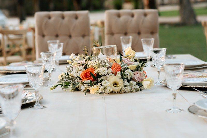 arreglo floral boda