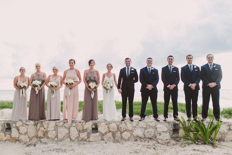 bridemaids and bestman