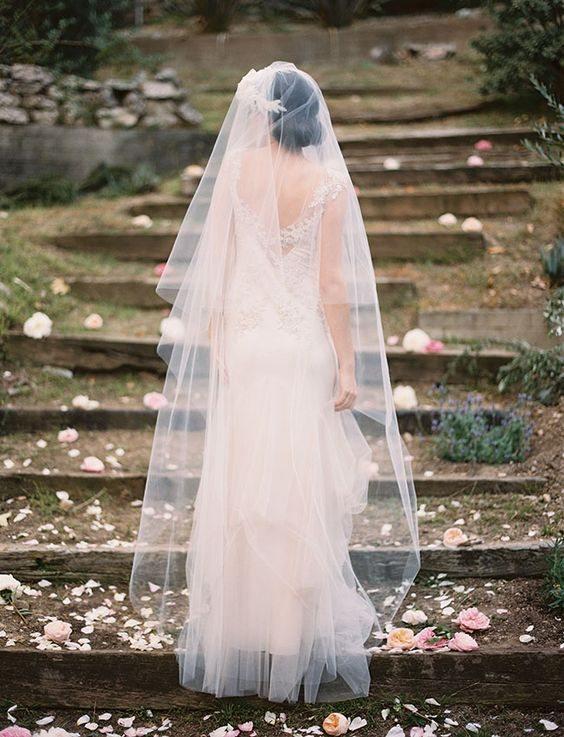 bridal veil chapel style