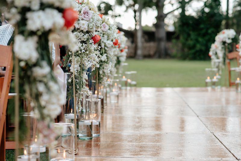 ceremonia boda detalles
