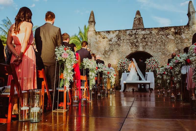 hacienda ceremony