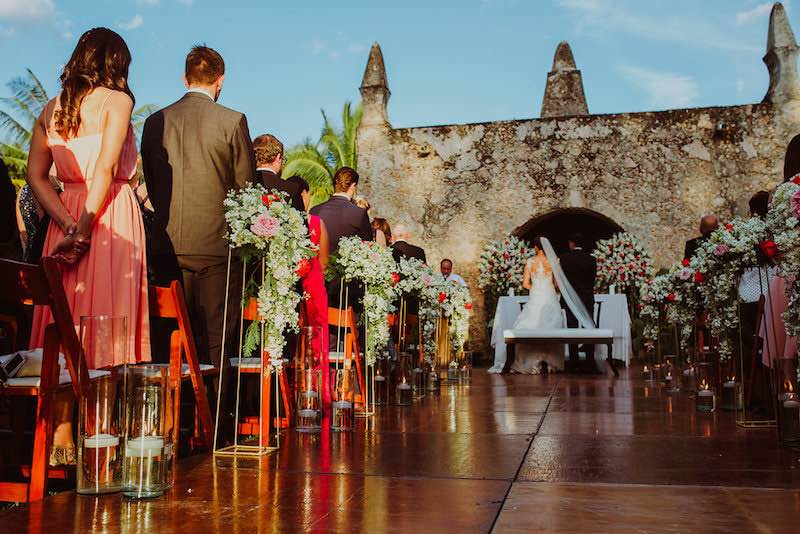 hacienda ceremony