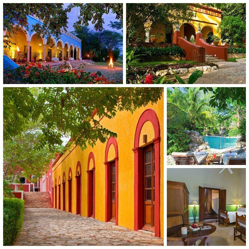Haciendas Yucatán Bodas