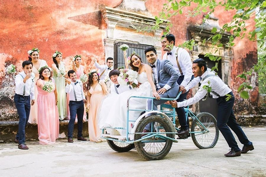 Hacienda Uayamón Wedding Yucatan Boda