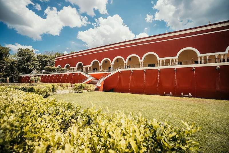real wedding hacienda temozon
