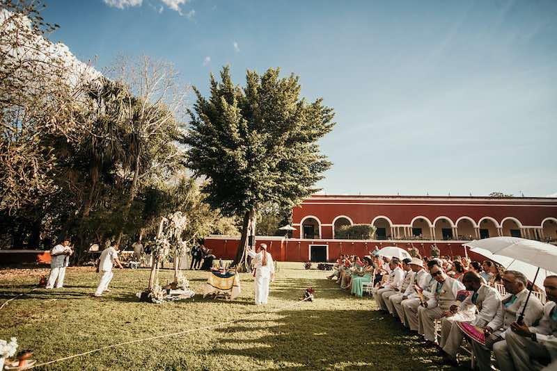 real wedding temozon