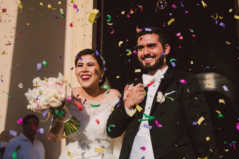 recien casados