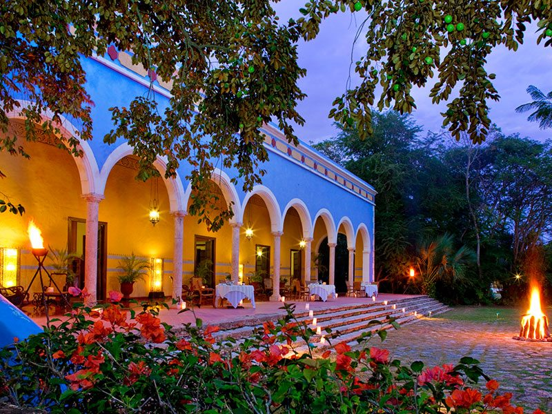 turismo leisure en Yucatán