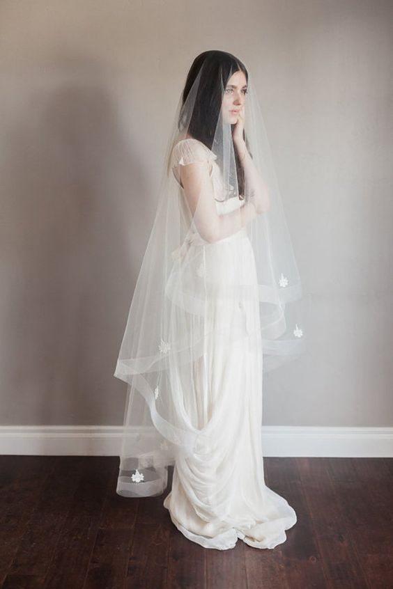 bridal veil waltz style
