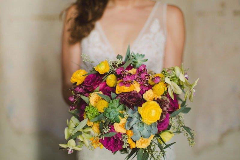 wedding bouquet -1