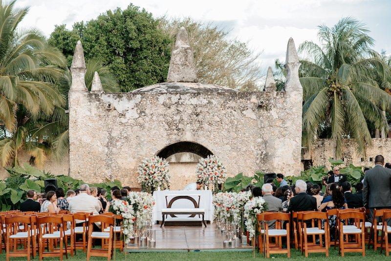wedding ceremony details