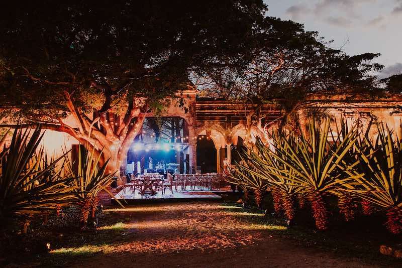wedding hacienda