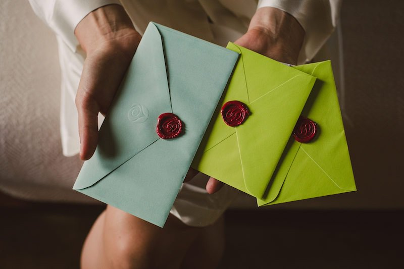 wedding letters