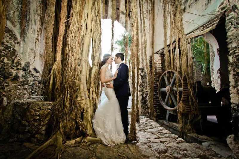 yucatan merida boda clima