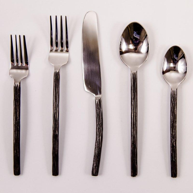 Cutlery for a beach wedding