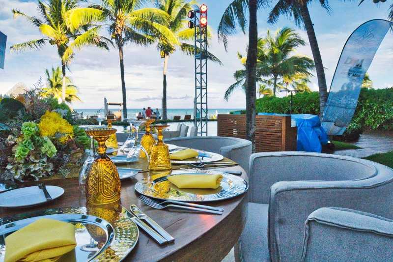 Cancun beach wedding