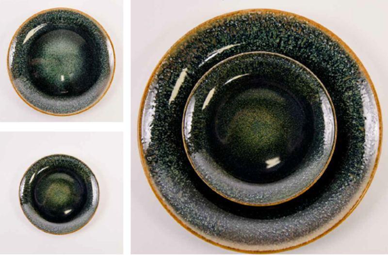 beautifull onix set tableware