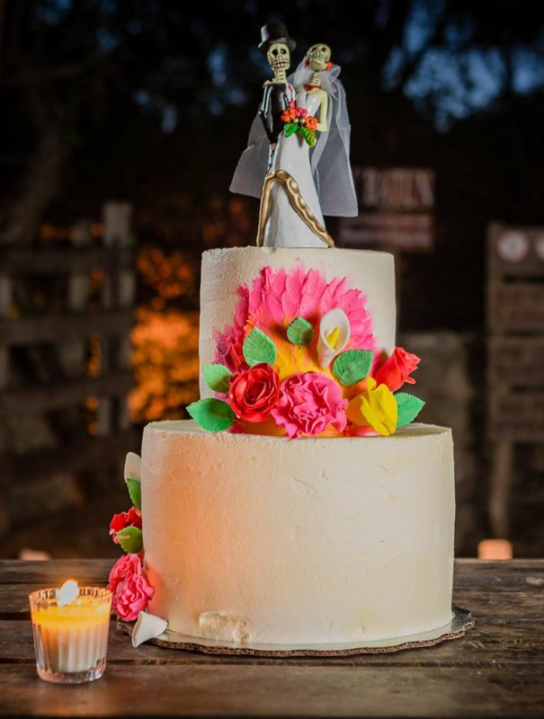 cake topper mexican cake