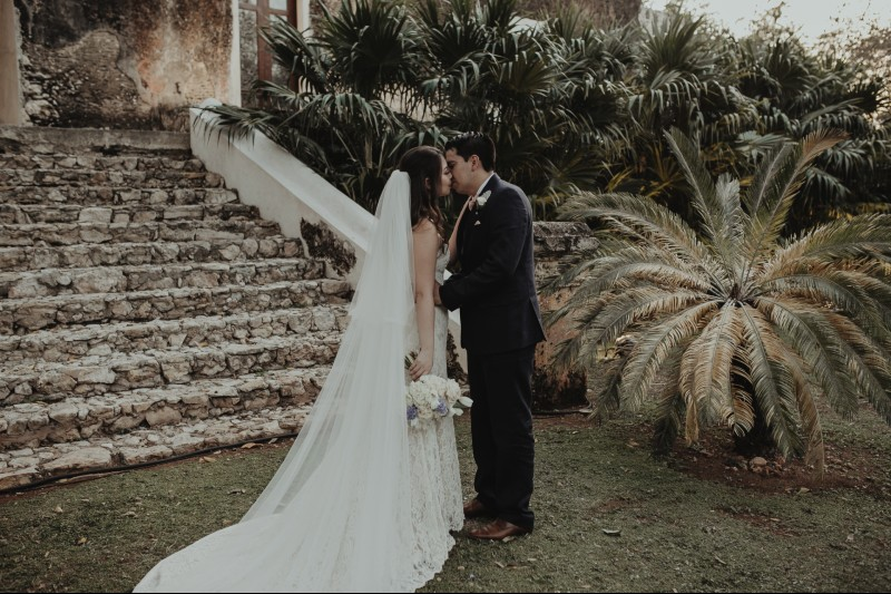 wedding hacienda yucatan
